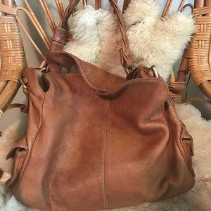 Handbags - Vintage Italian leather bag